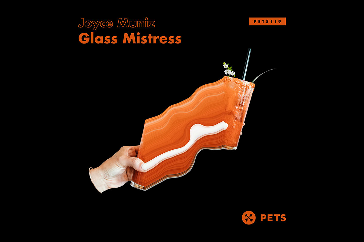 Dancing On The Electro Edge with Joyce Muniz's Glass Mistress