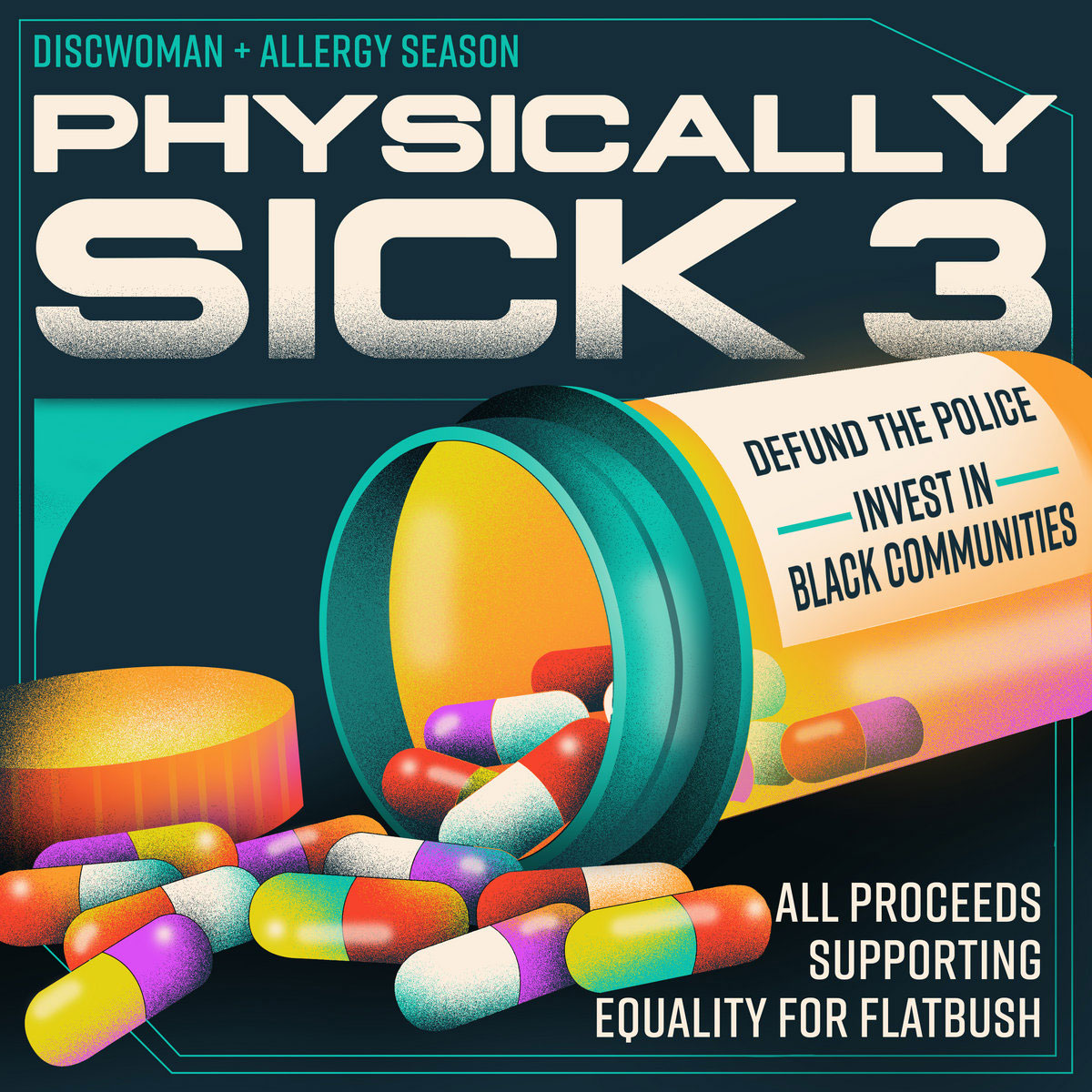 Physically Sick is the Most Important Comp Series in Dance Music and It Isn't Even Close