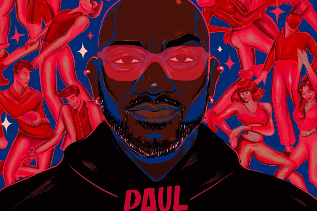 Paul Johnson Dance With Me album art
