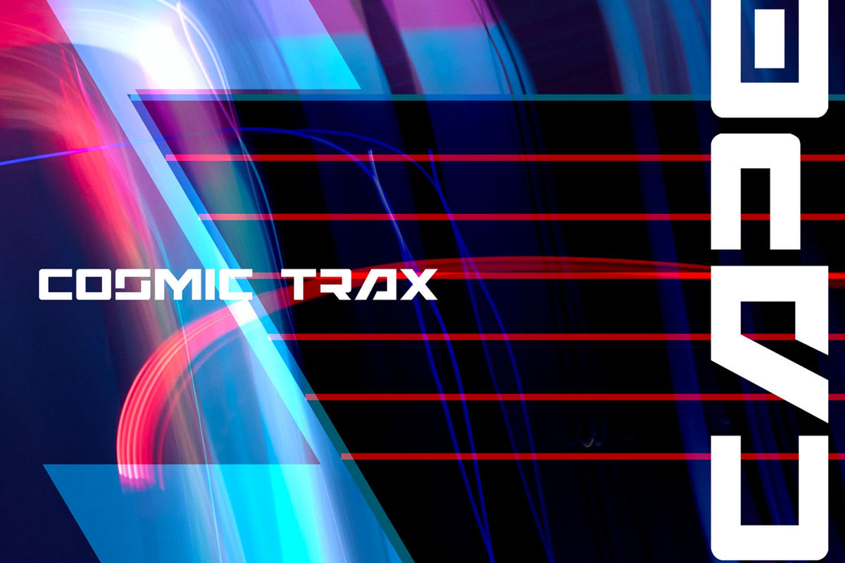 Cosmic Trax: The Electronic Sutras of Scape One