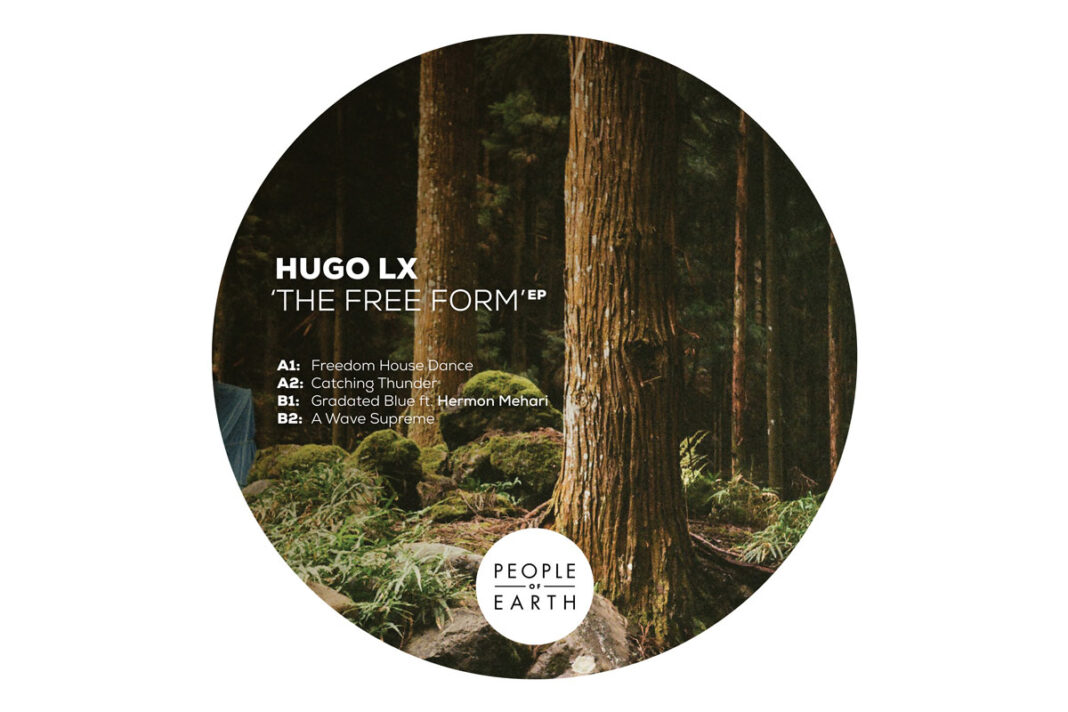 Hugo LX Free Form EP artwork