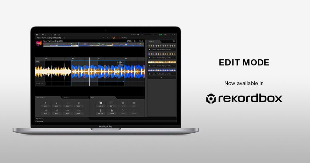 Rekordbox now lets you edit tracks