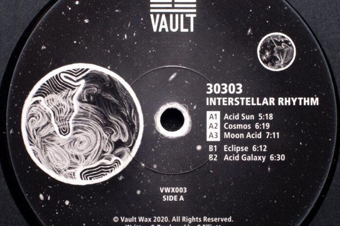 30303 Interstellar Rhythm album artwork