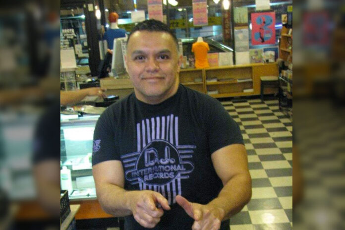 Benji Espinoza photo