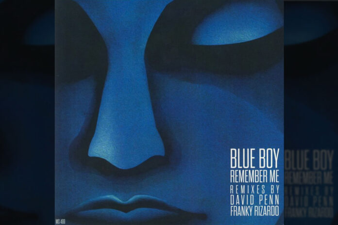 Blue Boy Remember Me