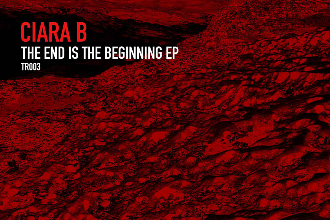 Ciara B The End Is The Beginning album artwork
