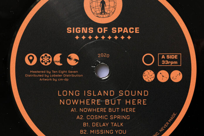 Long Island Sound Nowhere But Here album artwork