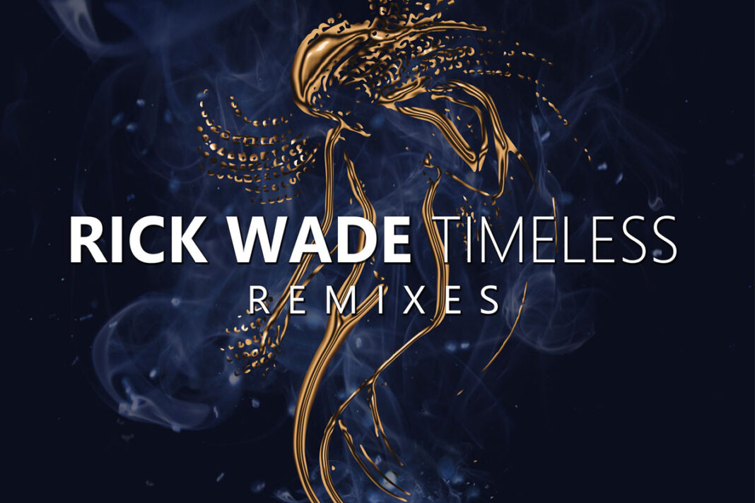 Rick Wade Timeless remixes album artwork