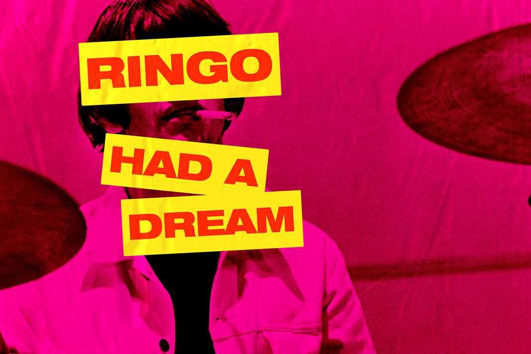 Ringo Dreams of Lawncare artwork