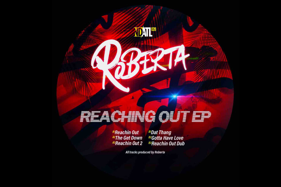 Roberta Reaching Out EP album artwork