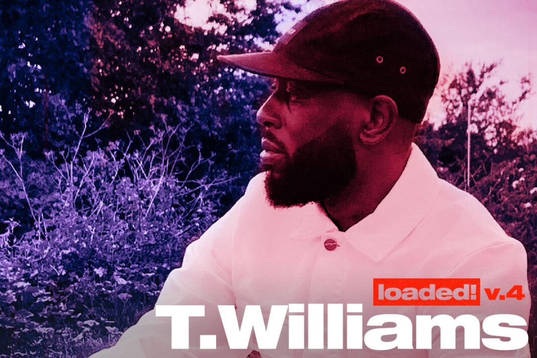 T. Williams mix artwork