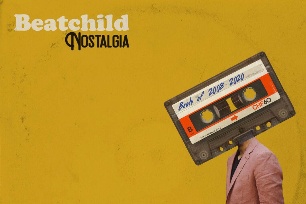 Beatchild Nostalgia album artwork