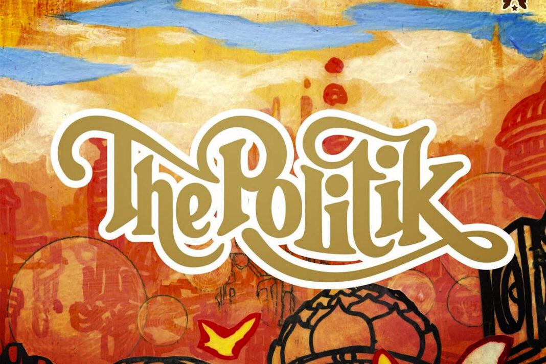 The Politik album artwork