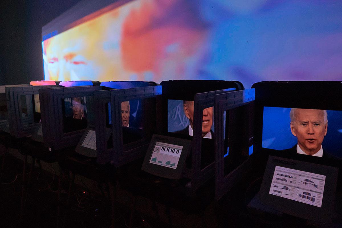 Electo Electro installation, courtesy of Michael Richison
