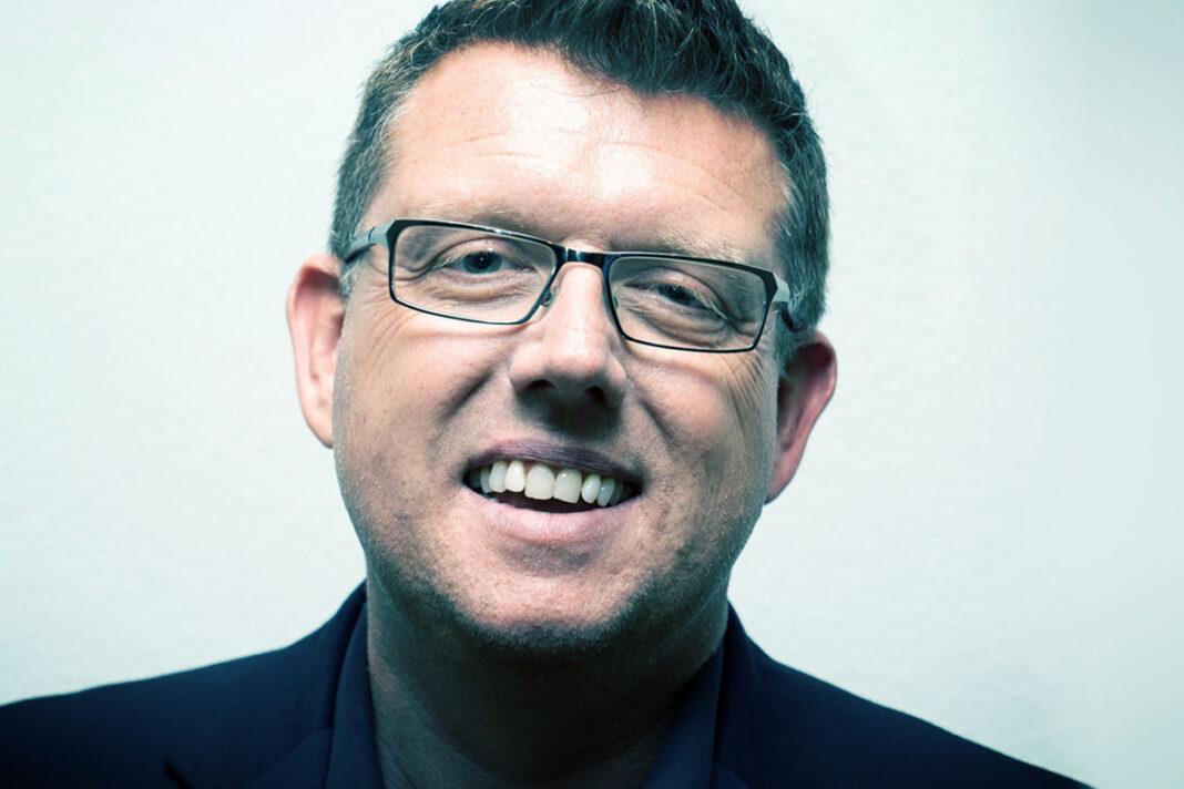 Mark Wilkinson DJ picture