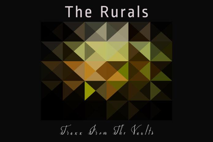 The Rurals Traxx from the Vaults album artwork