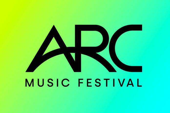 ARC Music Festival chicago logo
