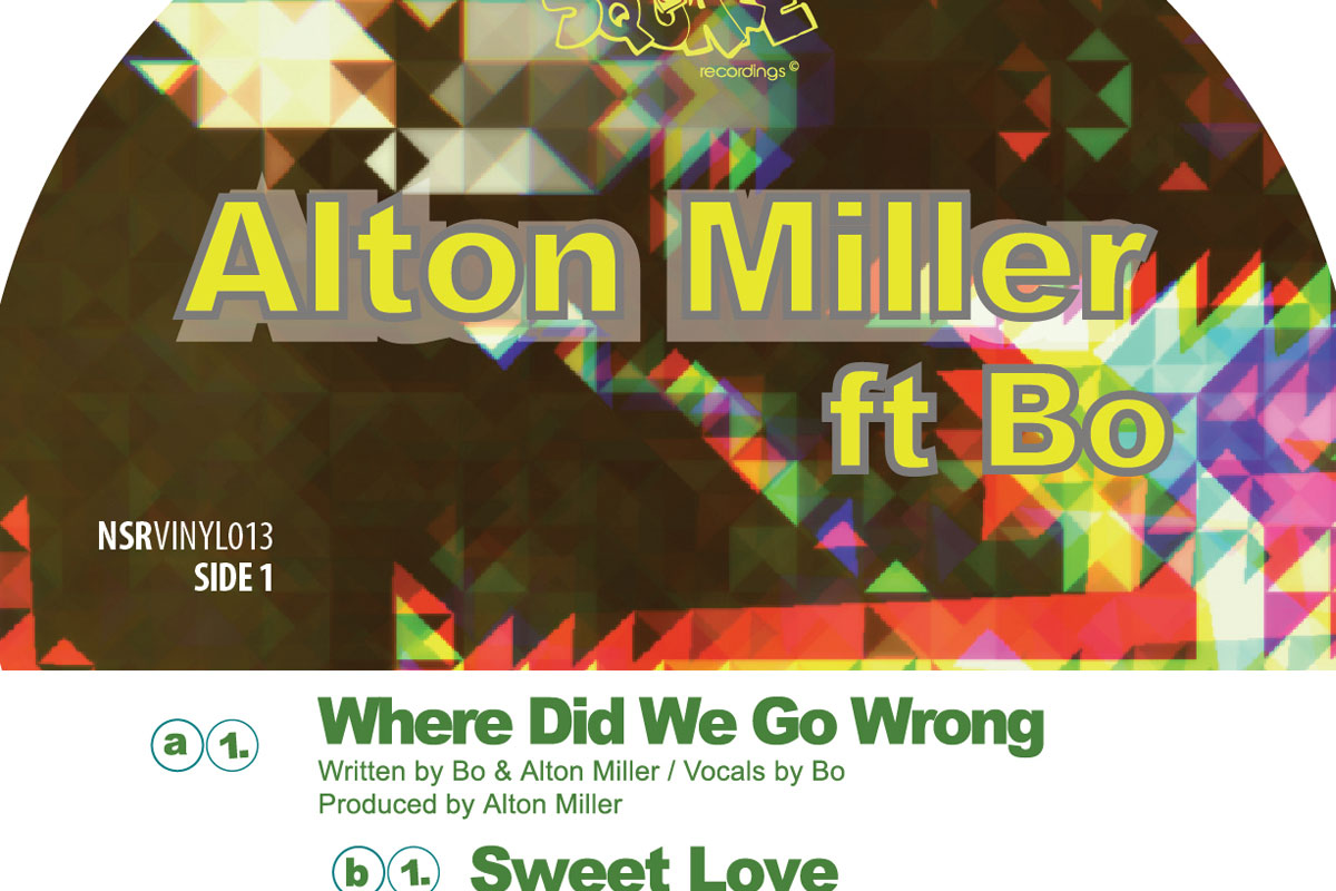 "Alton Miller & Bo team up on ""Where Did We Go Wrong?"""