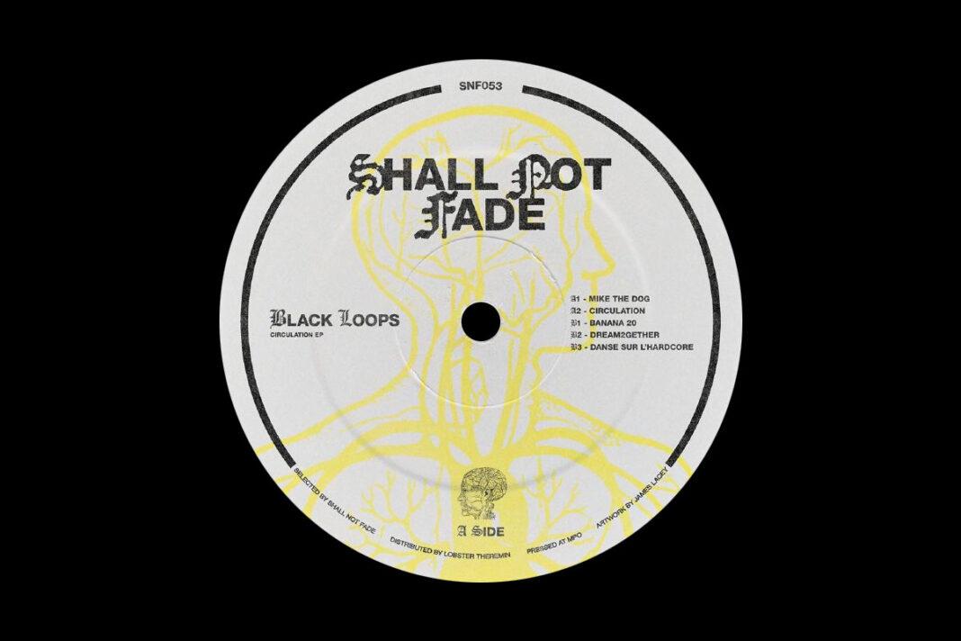Black Loops Circulation album artwork