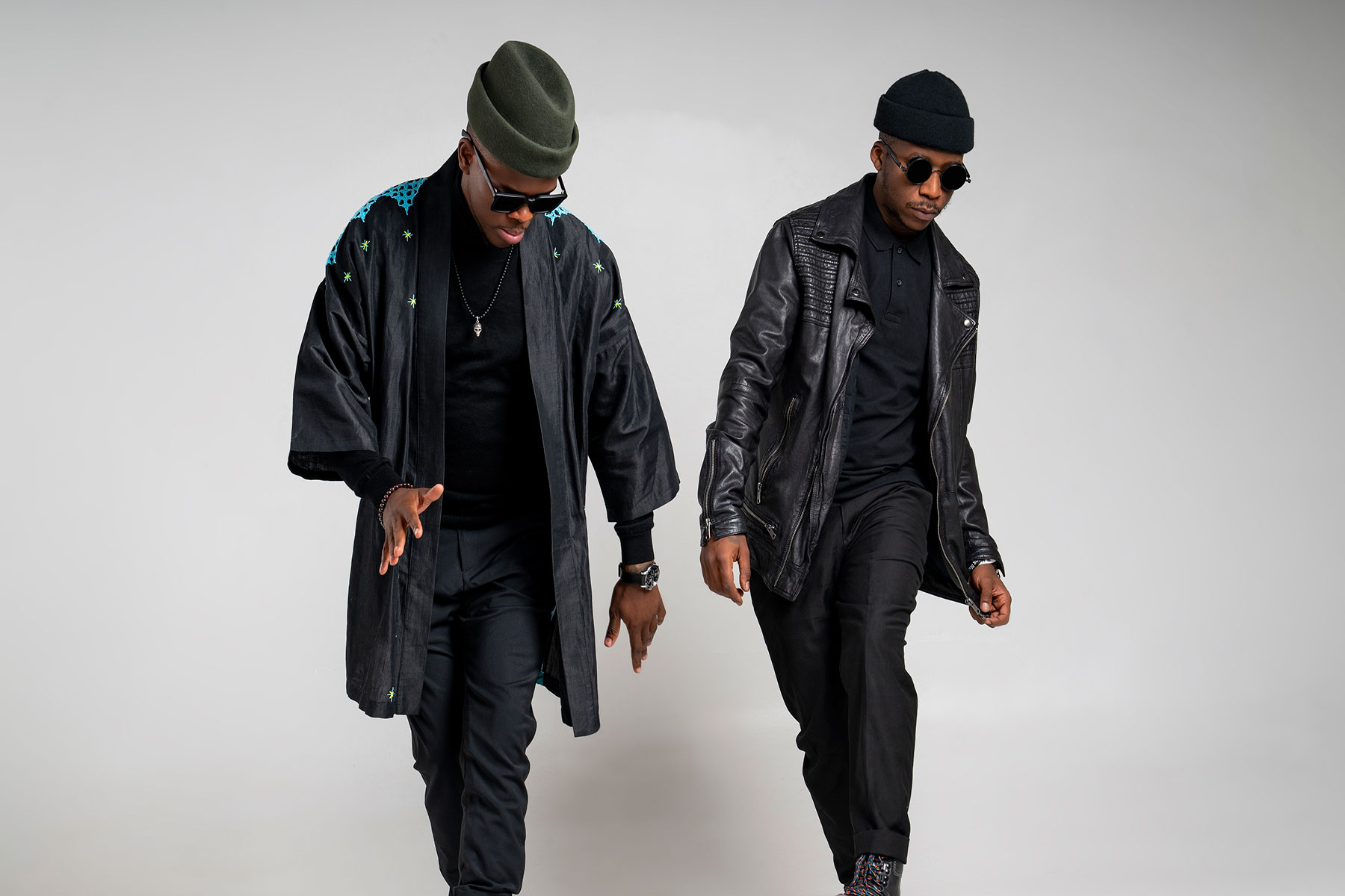 Black Motion: the Last Chapter & a New Beginning