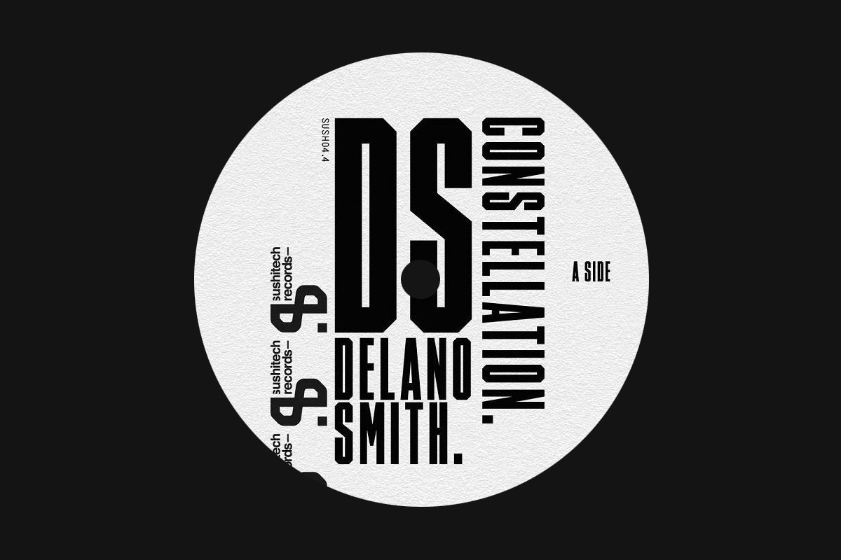 Sushitech reissues Delano Smith & Norm Talley's Constellation / Detroit 2-Step
