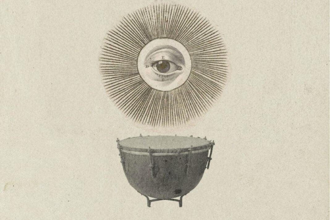 DVS1 Beta sensory motor rhythm album artwork