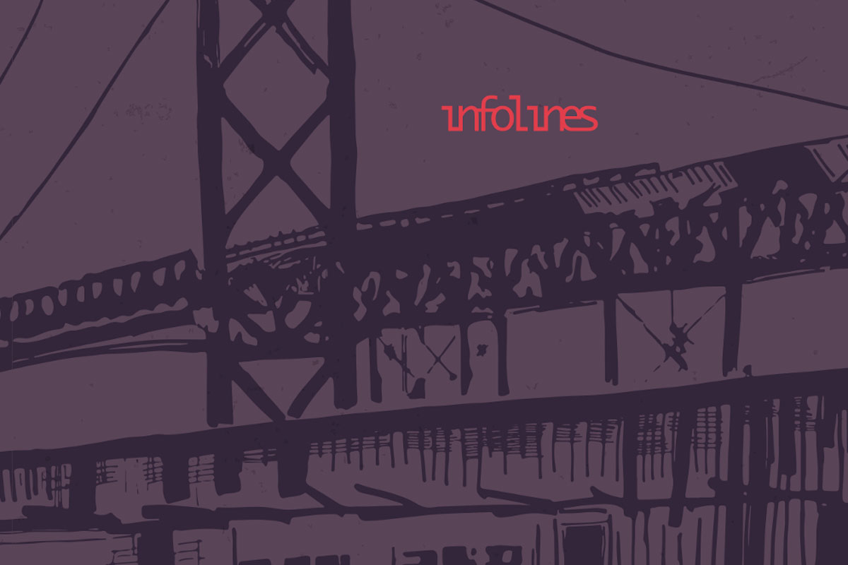 Delano Smith anchors 3rd release from Detroit's Infolines
