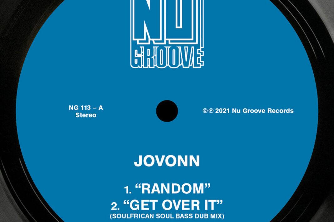 NuGroove Jovonn Deetron split