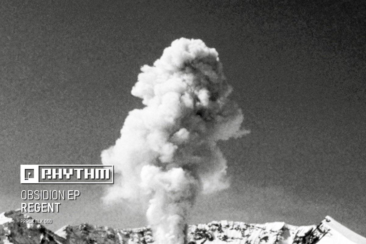 """Regent drops volcanic EP """"Obsidion"""""""