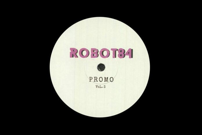 Robot84 Promo vol 3 album artwork