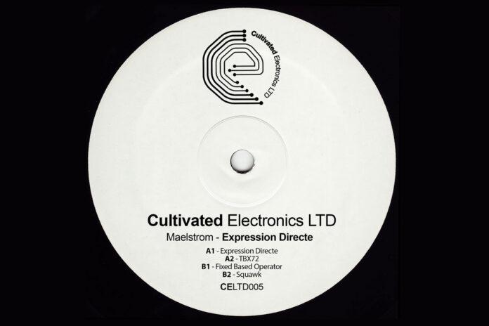 Malestrom Expression Directe album artwork