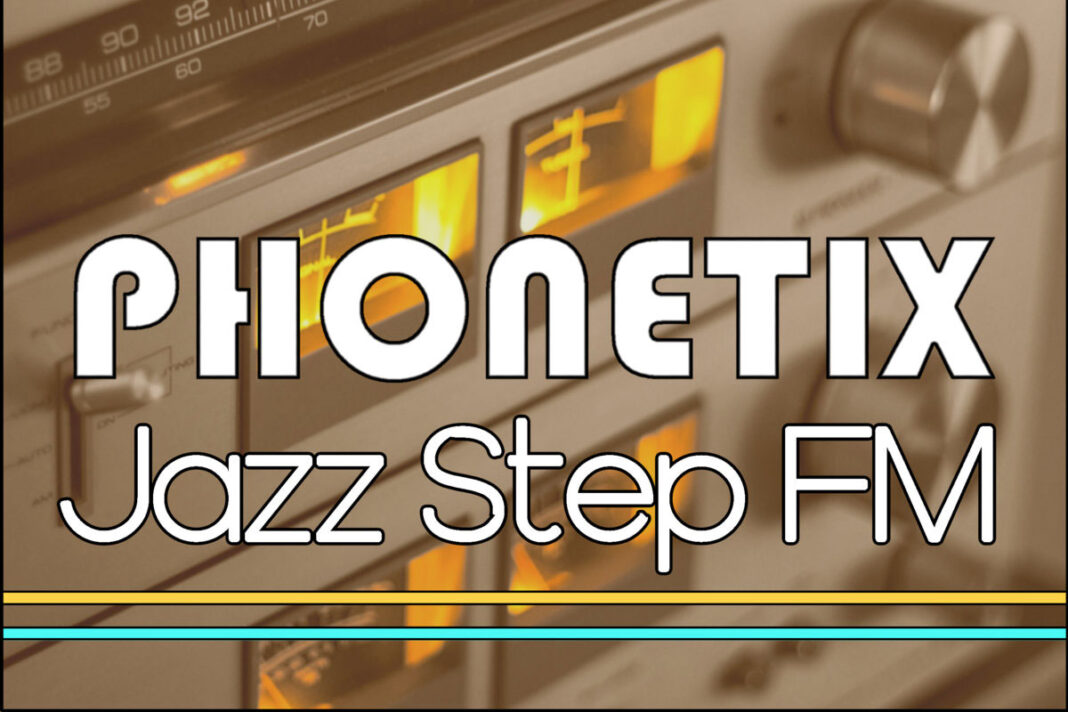 Phonetix Jazz Step FM album artwork