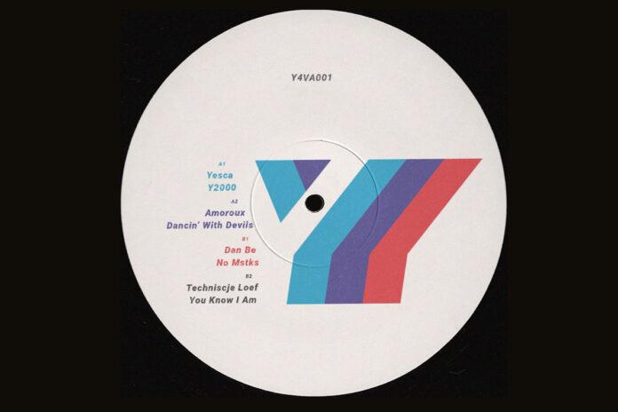 Yesca Y2000 album artwork