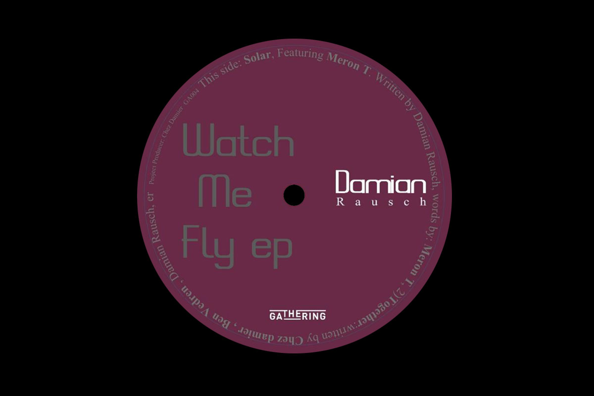 """Damian Rausch drops """"Watch Me Fly"""" on The Gathering"""