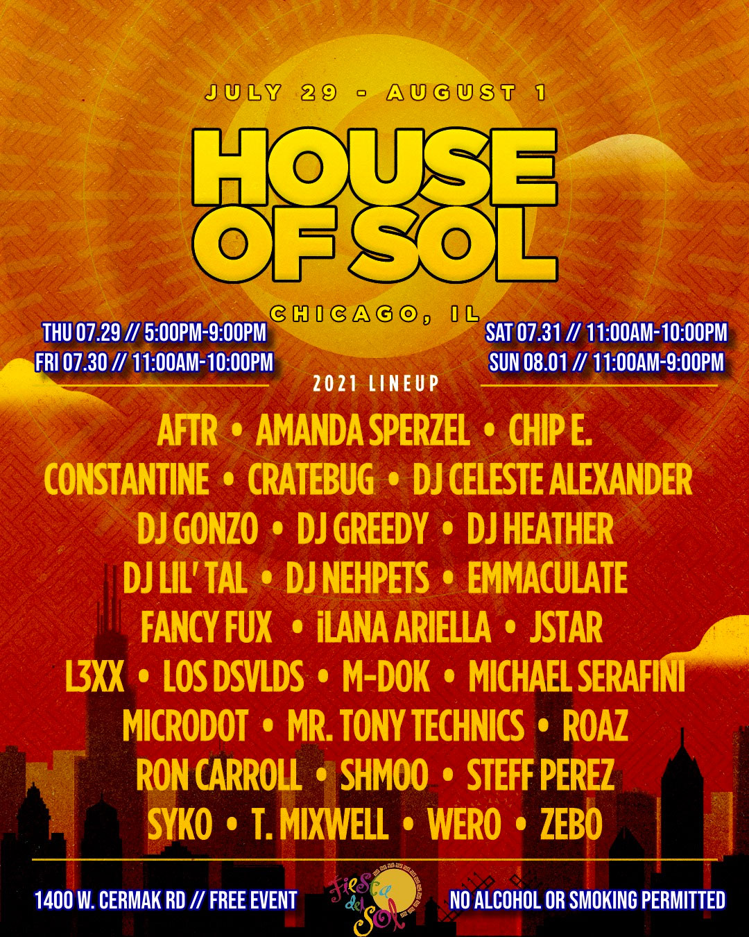 House of Sol 2021