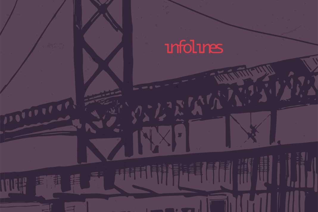 Infolines Under The Bridge album artwork