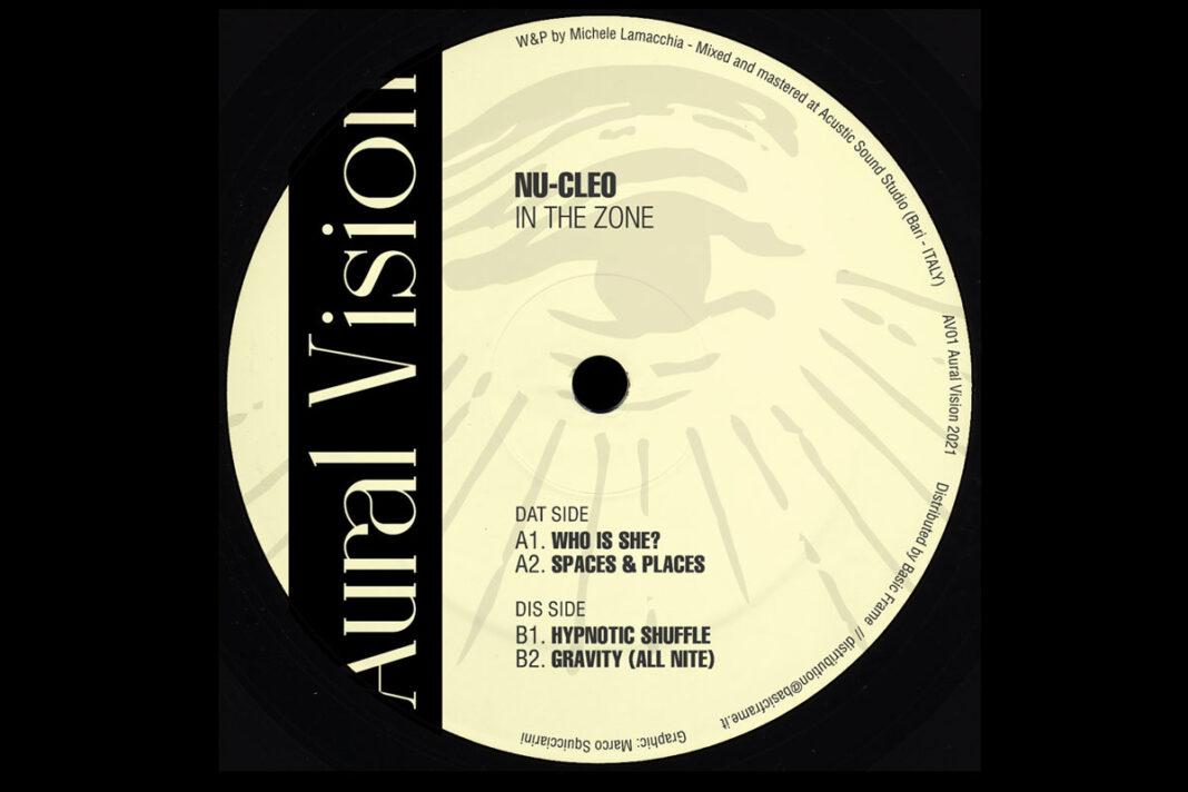 Nu Cleo In The Zone album art