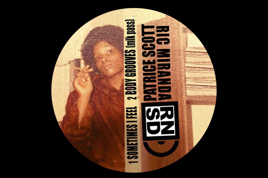 Patrice Scott Ricardo Miranda Rhythm Nation album art