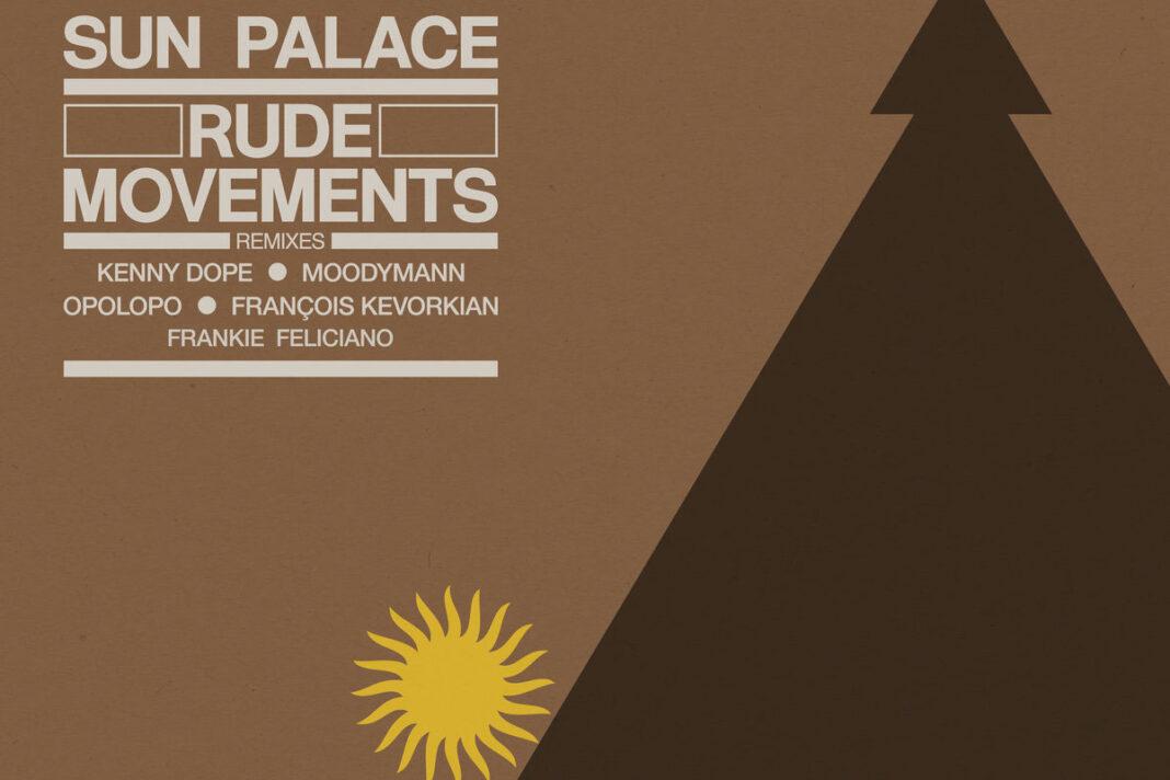 Sun Palace Rude Movements moodyman remix album art