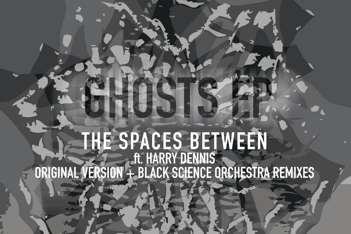 The Spaces Between Ghosts album artwork