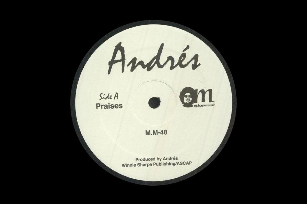 Andres Praises album art