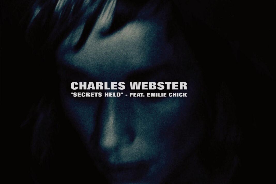 Charles Webster Secrets Held album art