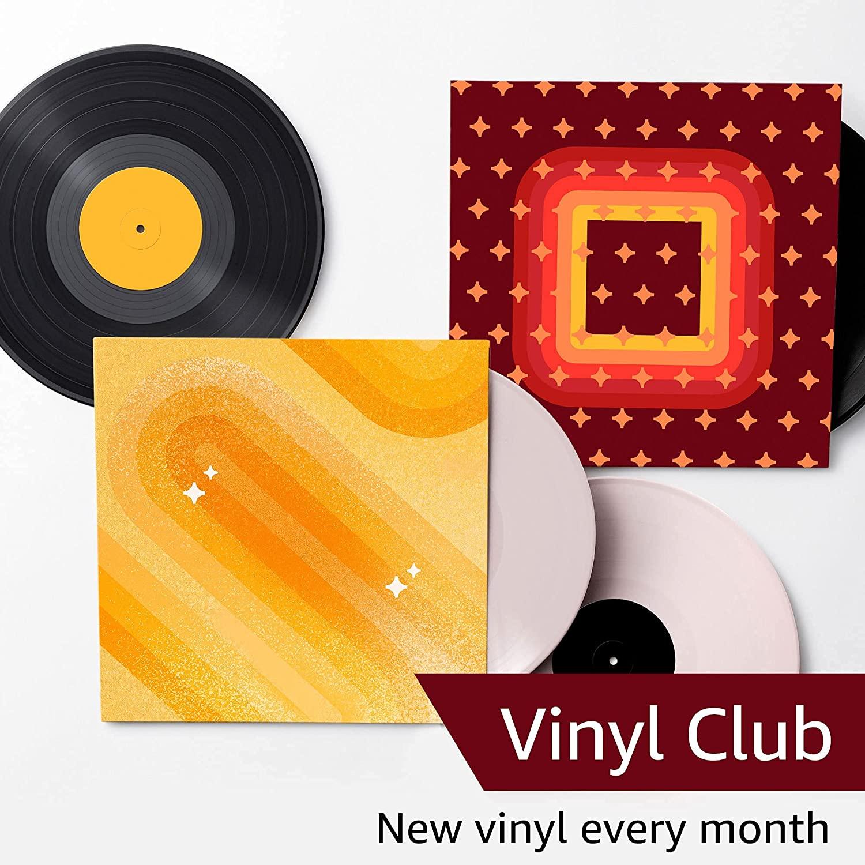 Amazon Vinyl Club art