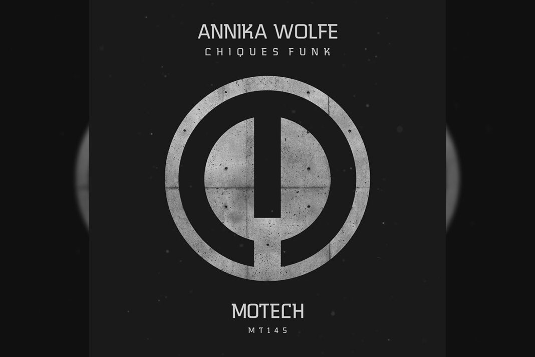 Annika Wolfe motech album art