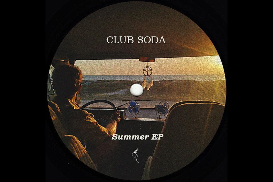 Club Soda Summer EP album art