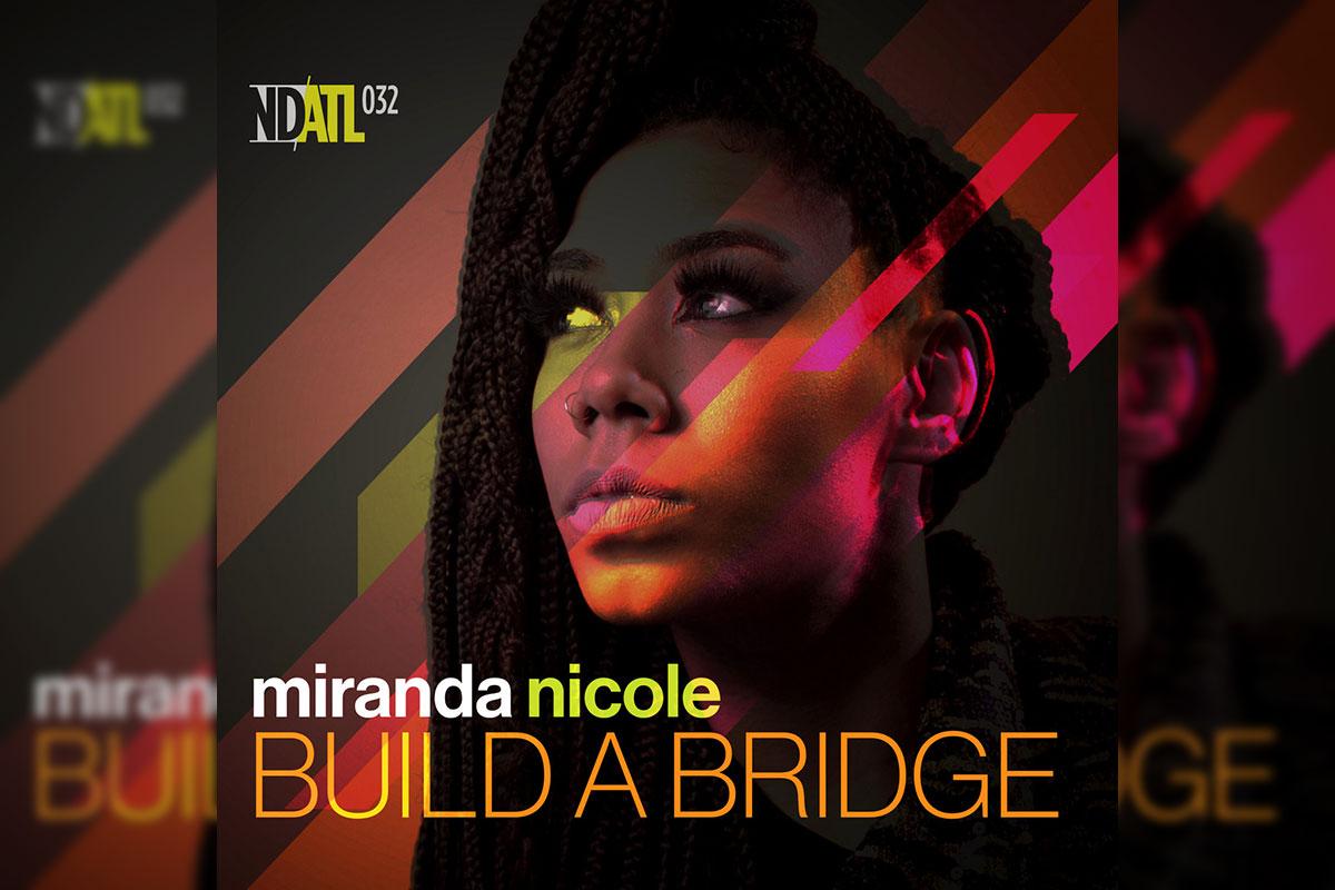Miranda Nicole Build A Bridge album art