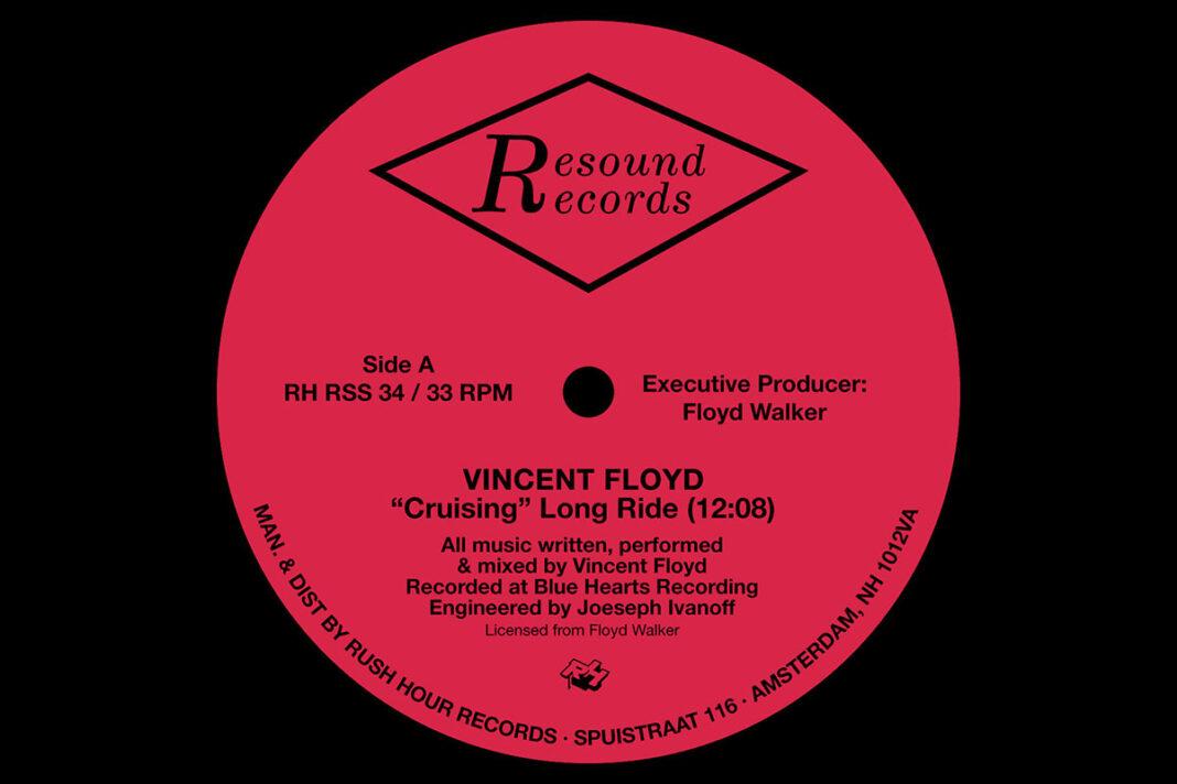 Vincent Floyd Cruising album art